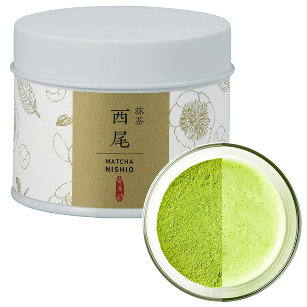 Matcha Nishio 西尾 [Competition Grade -Ceremonial]