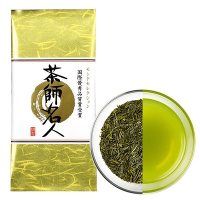 Tea Master -Deep Steamed Green Tea
