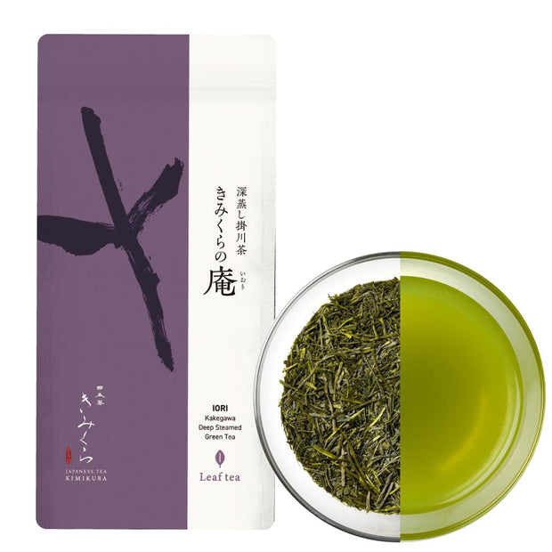 IORI -Deep Steamed Green Tea