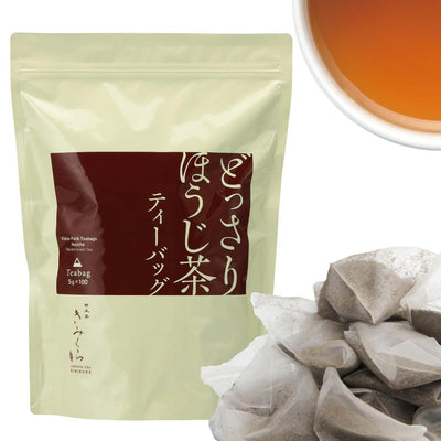 Hojicha -Value Pack 100 Teabags