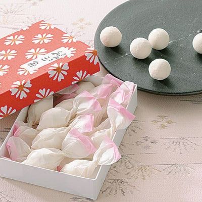 Wasan bou (dry Japanese sweets)