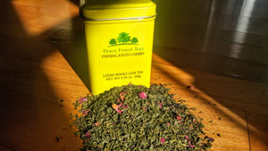 Evening Kyoto Cherry (Loose Whole Leaf Tea)