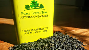 Afternoon Jasmine (Loose Whole Leaf Tea)