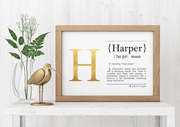 HARPER Name Definition Lifestyle Image
