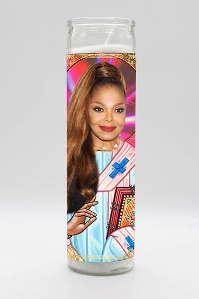 Janet- If ya Nastee Candle