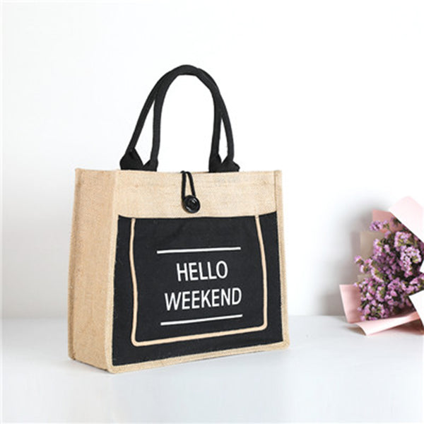 Travel Shoulder Tote Bag