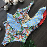 Work Of Art One Piece Swimsuit