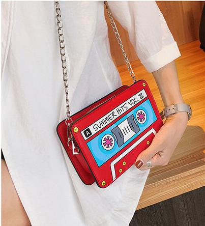 Summer Hits Small Shoulder Bag