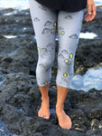 Capri 'Opihi Leggings