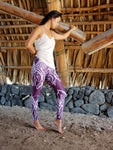 Full Length Plum Kalo Leggings