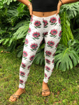 Full Length Protea Leggings