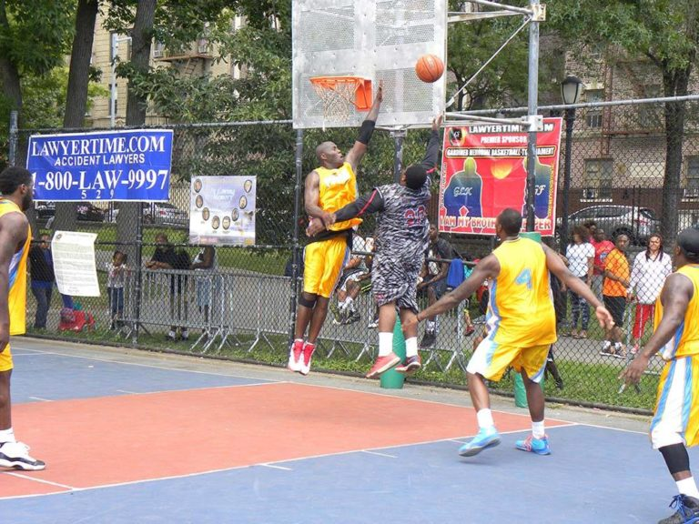 The 13th Annual Gardiner Memorial Basketball Tournament: Dedicated to the Youth of the Bronx