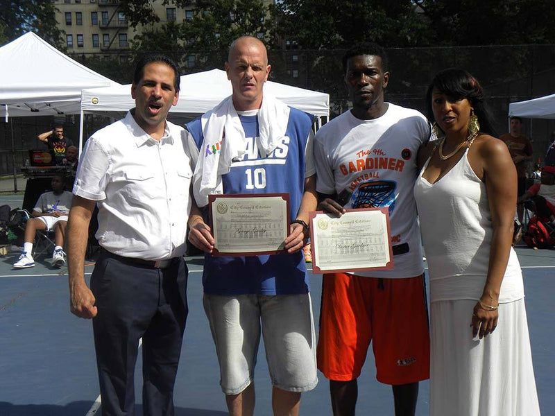 The 10th Annual Gardiner Memorial Basketball Classic: Another Year of Fun, Action and Support In the Bronx Community