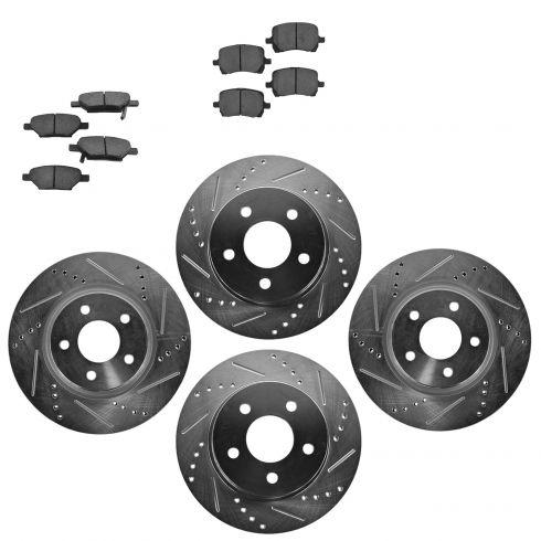 Brake Kit Nakamoto CD1033