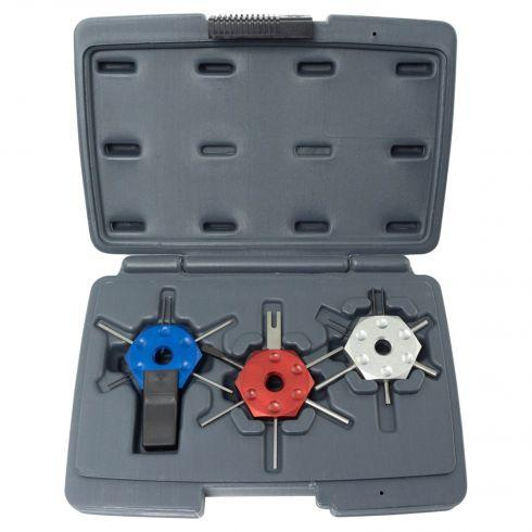 Electrical Wire Terminal Depinning Tool Kit