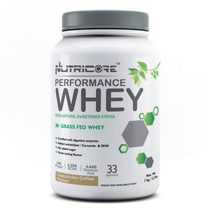 Coffee Flavor Supplement Whey Protein Powder