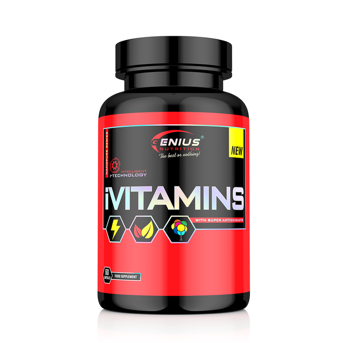 Boost Nutrition Vitamins