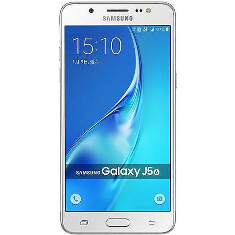 Samsung Galaxy J5 2016 16Gb Dual Sim - White