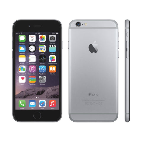 Apple iPhone 6 16Gb Space Grey - Grade A
