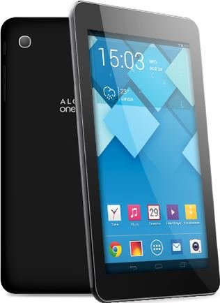 Alcatel One Touch P310X Pop 7 - Black
