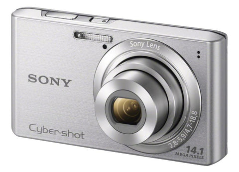 Appareil Photo Sony Cyber-shot DSC-W610 14.1MP Digital Camera