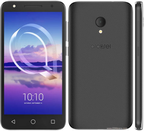 "ALCATEL U5 3G (5"") 8Gb Black"