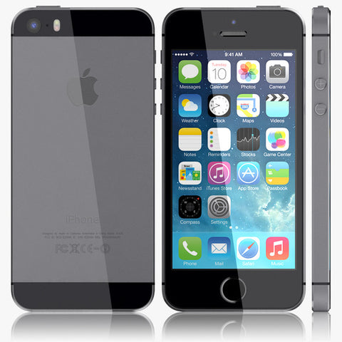 Apple iPhone 5S 16Gb Grey - Grade A