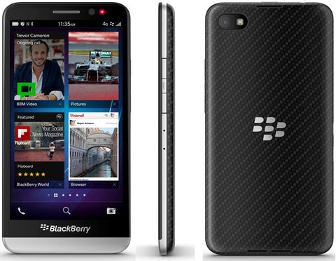 BlackBerry Z30 16Gb - Black