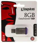 Clé USB DT50 / 8GB Kingston
