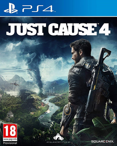 Just Cause 4 FR/NL - pour PS4