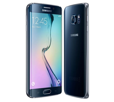 Samsung Galaxy S6 Edge 32Gb Black/Blue - Grade A