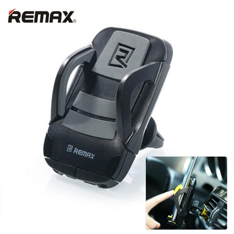 Support Voiture UNIVERSEL REMAX RM-C14 Rotatif Grille D'aeration pour Smartphone