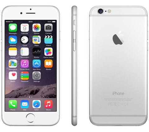 Apple iPhone 6 16Gb Silver - Grade A