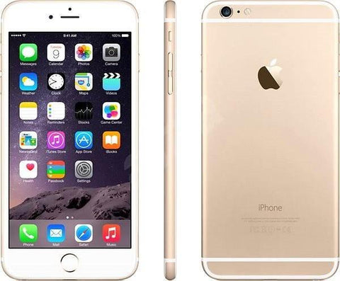 Apple iPhone 6 Plus 16Gb Gold - Grade A