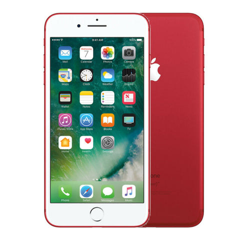 Apple iPhone 7 Plus 128Gb Red - Grade A