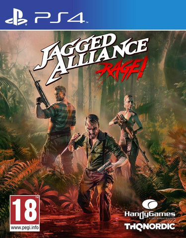 Jagged Alliance : Rage FR/NL - pour PS4
