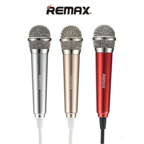 Mini Microphone De Karaoké Portable REMAX RMK-K01