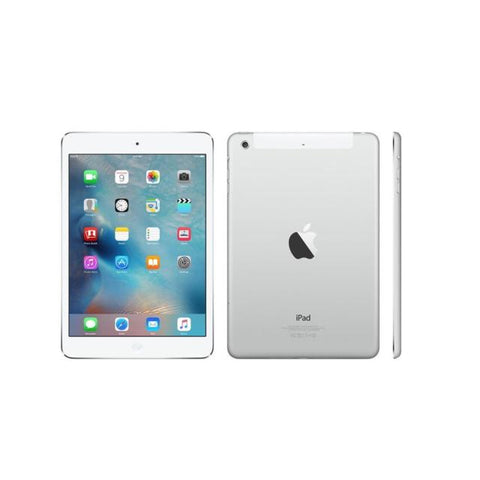Apple iPad Mini 2 64Gb Wi-Fi + 4G Silver - Grade A