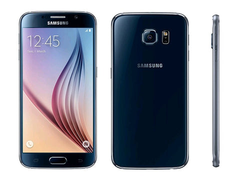 Samsung Galaxy S6 32Gb Black/Blue - Grade A