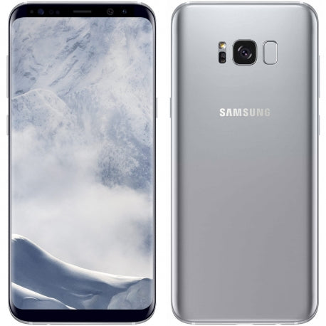 Samsung Galaxy S8 Plus 64Gb Silver - Grade A