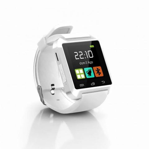 SmartWatch Bluetooth Blanc