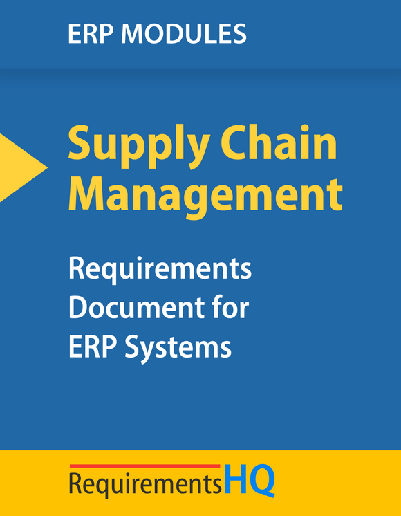 Top ERP Requirements for Supply Chain & Logistics Operations