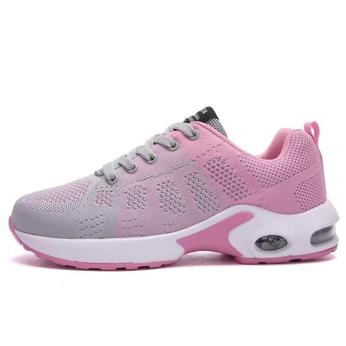 Sneakers EAF Adagio Gray Pink - Basket EAF Paris®