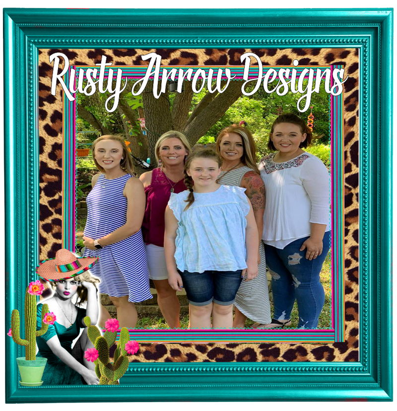 Rusty Arrow Designs