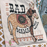 Bad Ass Mamacita Tee - Tee Shirt