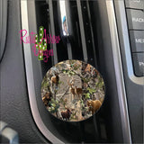Camo Hunting Car Vent Clip