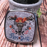 Compact Mirror - Free Spirit - Compact Mirror