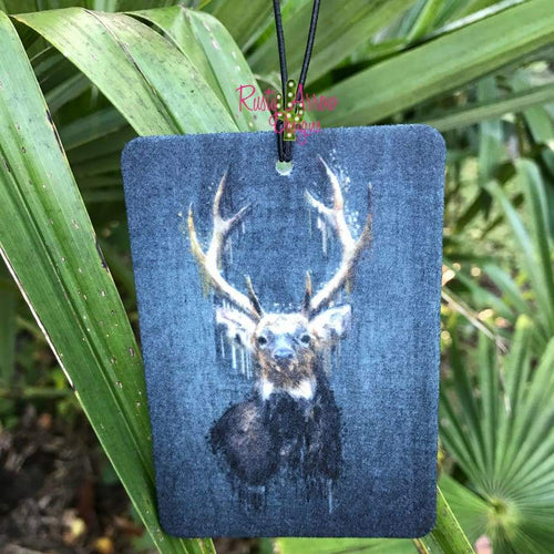 Deer Highly Scented Air Freshener - Air Freshener