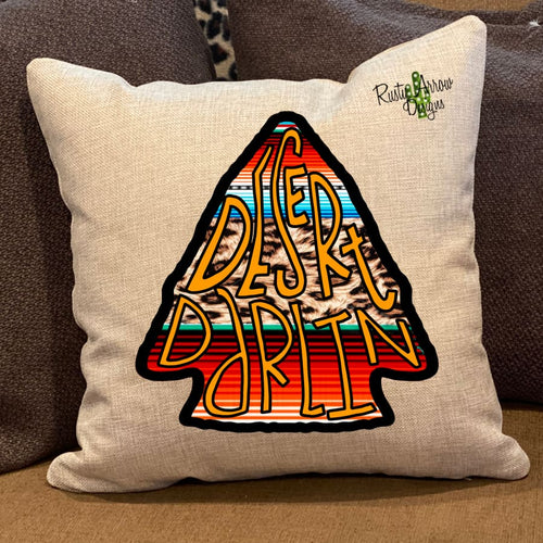 Desert Dreamer Pillow Cover - Pillow
