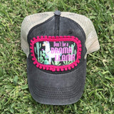 Dont be a Drama Llama Trucker Hat